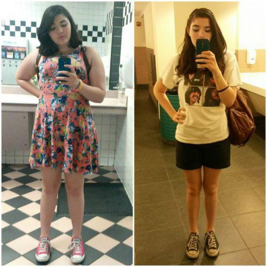 weight loss transformations 22