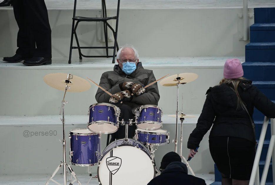 Bernie the Drummer